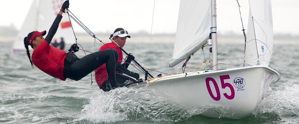 Championnat du Monde 2013 de 470 à La Rochelle